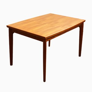 Mid-Century Danish Teak Modern Rectangular Dining Table by Grete Jalk for Glostrup