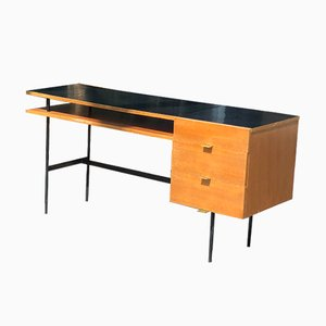 Französischer Vintage Schreibtisch, 1950er