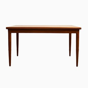 Mid-Century Danish Teak Rectangular Dining Table from Skovmand & Andersen
