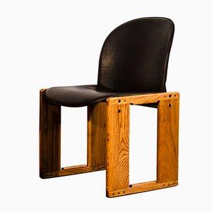 Chaise de Salon Dialogo par Afra & Tobia Scarpa pour B&B Italia, 1974