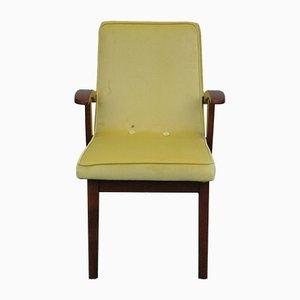 Model 300-123 Armchair by Mieczysław Puchala for Bystrzycka Furniture Factory, 1960s