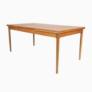 Tavolo da pranzo nr. 16 allungabile di Kaj Winding per Slagelse Mobelfabrik, anni '60
