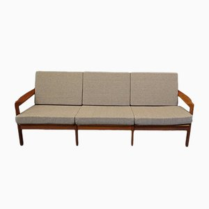 Vintage Sofa by Illum Wikkelso for Niels Eilersen, 1960s