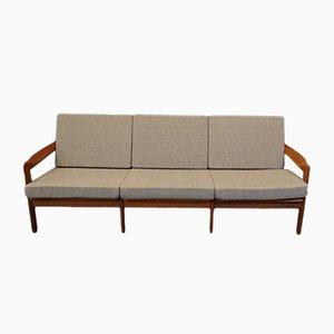 Vintage Sofa von Illum Wikkelso für Niels Eilersen, 1960er