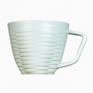 Geriffelte Tasse von Harriet Caslin