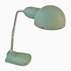 Industrielle Vintage Schreibtischlampe, 1940er