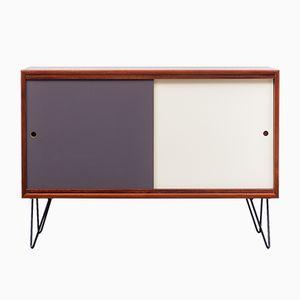 Kleine Sideboard aus Teak, 1960er