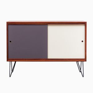 Small Teak Sideboard, 1960s