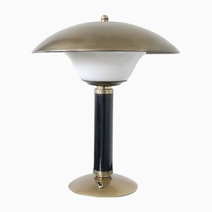 Art Deco Model 350 Table Lamp from Jumo, 1950s