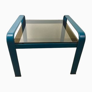 Vintage Italian Coffee Table by Tito Agnoli for Matteo Grassi