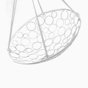 Silla colgante Basket Circle de Studio Stirling