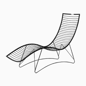 Chaise longue Curve di Studio Stirling