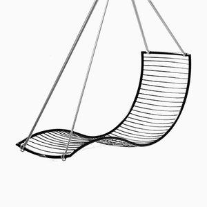 Hängender Curve Wave Liegesessel von Studio Stirling