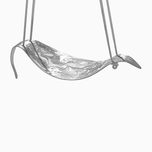 Sedia sospesa Leaf Hanging Swing di Studio Stirling