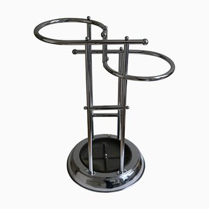 Vintage Modernist Umbrella Stand, 1940s