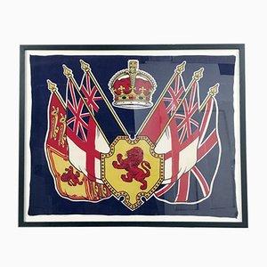 Drapeau de Couronnement du Roi George VI, 1937
