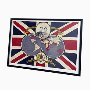 King George VI Coronation Flag, 1937