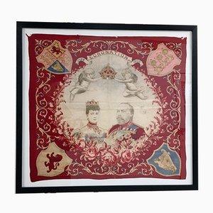 Bandiera dell'Incoronazione di Re Edoardo VII, 1902