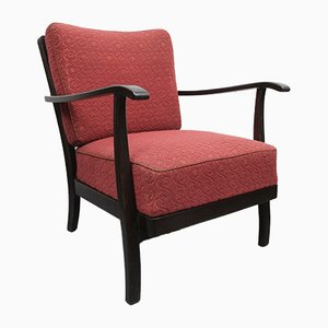 Red Armchair, 1950s