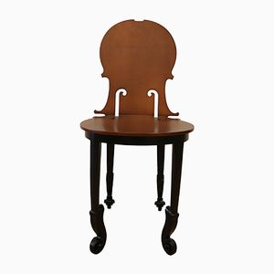 Vintage No. 4/50 Cello Chair by Arman for Hugues Chevalier