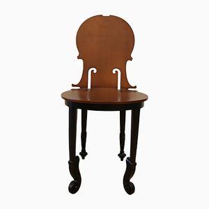 Vintage Nr. 4/50 Cello Chair von Arman für Hugues Chevalier