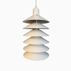 Tip Top Ceiling Pendant by Jorgen Gammelgaard for Fog & Morup, 1960s