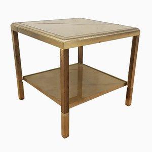 Table d'Appoint Effets Marbre de Maison Jansen, 1960s