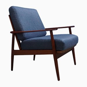 Mid-Century Lounge Chair from Knoll Antimott, 1960s