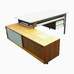 Mid-Century Architects Desk, 1960s