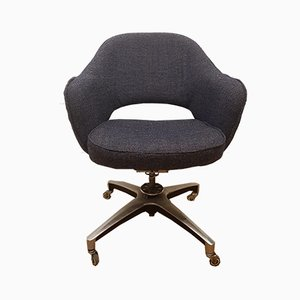 Swivel 71S Conference Chair by Eero Saarinen for Knoll, 1950s
