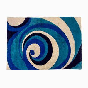 Alfombra de lana de Sonia Delaunay, años 60