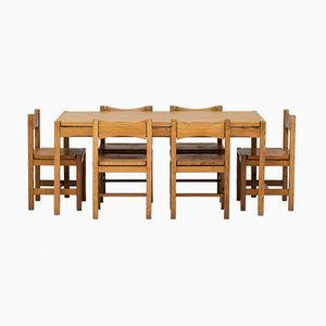 Hongisto Dining Set by Ilmari Tapiovaara for Laukaan Pau, 1960s