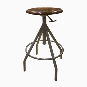 Industrial Stool from Werzalit, 1970s