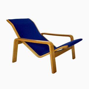 Pulkka Chaise Longue by Ilmari Lappalainen for Asko, 1963