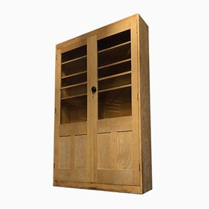 Mid-Century School Bookcase by James Leonard for Esavian ESA, 1950s