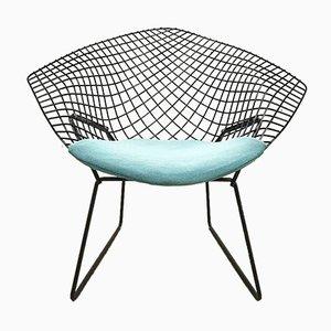 Vintage Diamond Modell 421 Stuhl von Harry Bertoia für Knoll