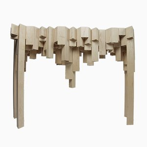 Cascade Console Table by Jack Leith, 2018