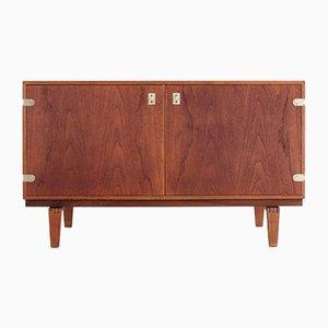 Enfilade Vintage en Teck par Peter Løvig Nielsen pour Dansk Design, 1964