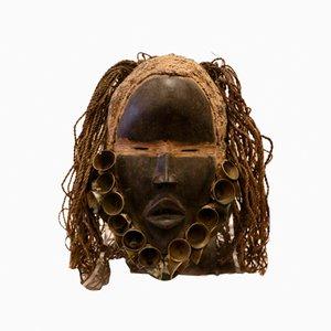 Máscara Dan-Guéré antigua