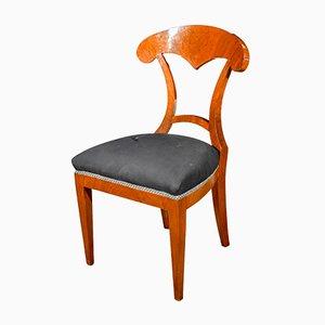 Biedermeier Mahogany Desk Chair, 1830s