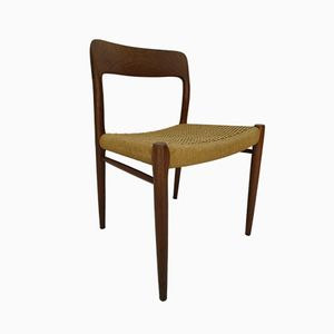 Danish Dining Chair by Niels O. Moller, 1960s