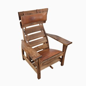 Pelikaan Lounge Chair by Stefan During, 1980s