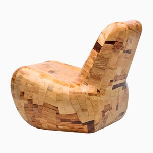 Chaise Club Monsieur par Max Jungblut