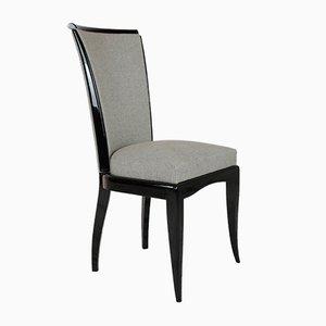 Französische Art Deco Stühle, 1930er, 6er Set