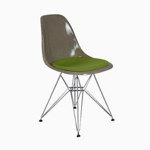 Fibreglass Chairs by Charles & Ray Eames for Herman Miller, 1950s, Set of 4