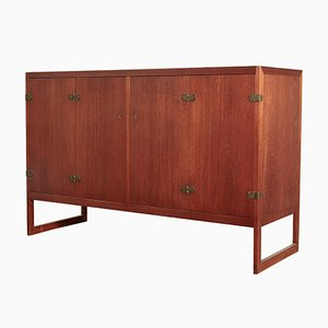 BM57 Sideboard by Børge Mogensen for P. Lauritsen & Søn, 1950s