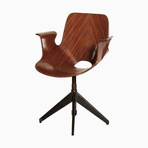 Desk Chair by Vittorio Nobili for Fratelli Tagliabue, 1950s