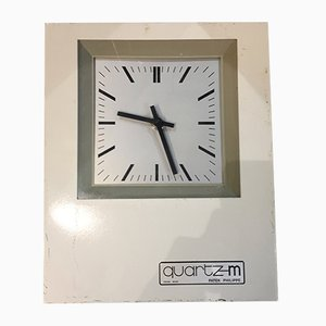 Industrial Reloj Quartz-M Clock from Patek Philippe, 1970s