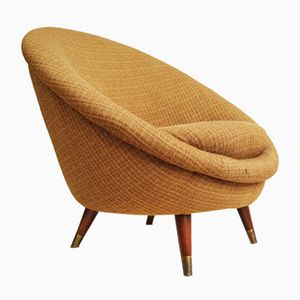 Mid-Century Florida Easy Chair from Vatne Møbler, 1954