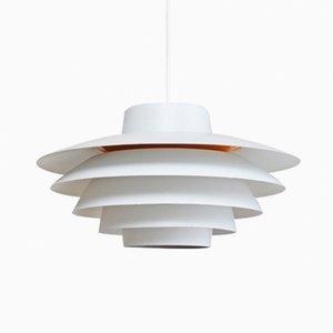 Lampe à Suspension Verona Vintage par Sven Middelboe pour Nordisk Solar